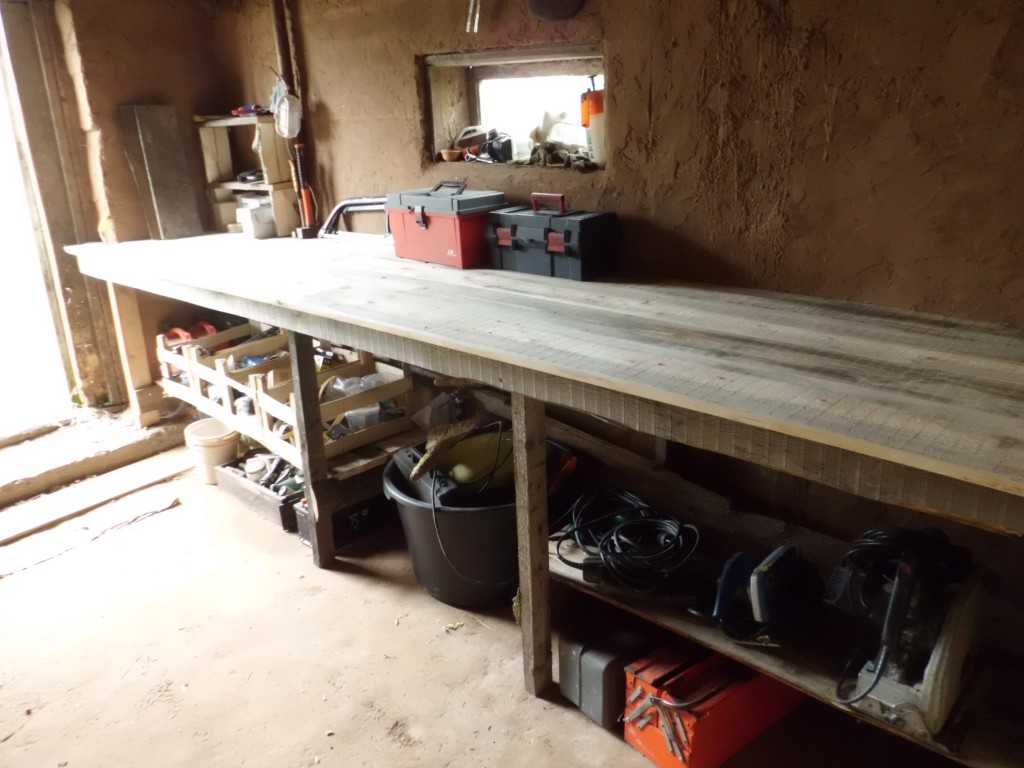 Da workbench Finished