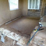 Base layer floor