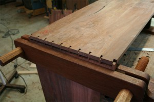 Fitting Dovetails
