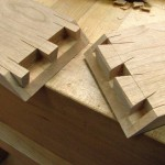 Blind/Secret Mitered Dovetail