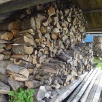 Pretty Dry wood Stack