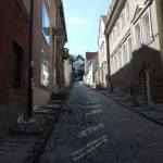 Oldest street in Buda