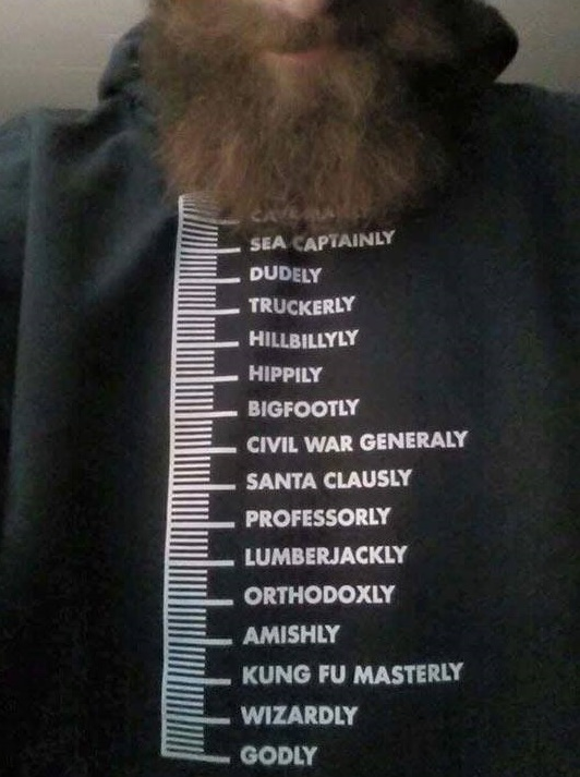 Because Beards!