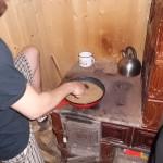 Barley baking