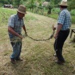 Magic hay rope