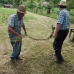 Magic hay rope