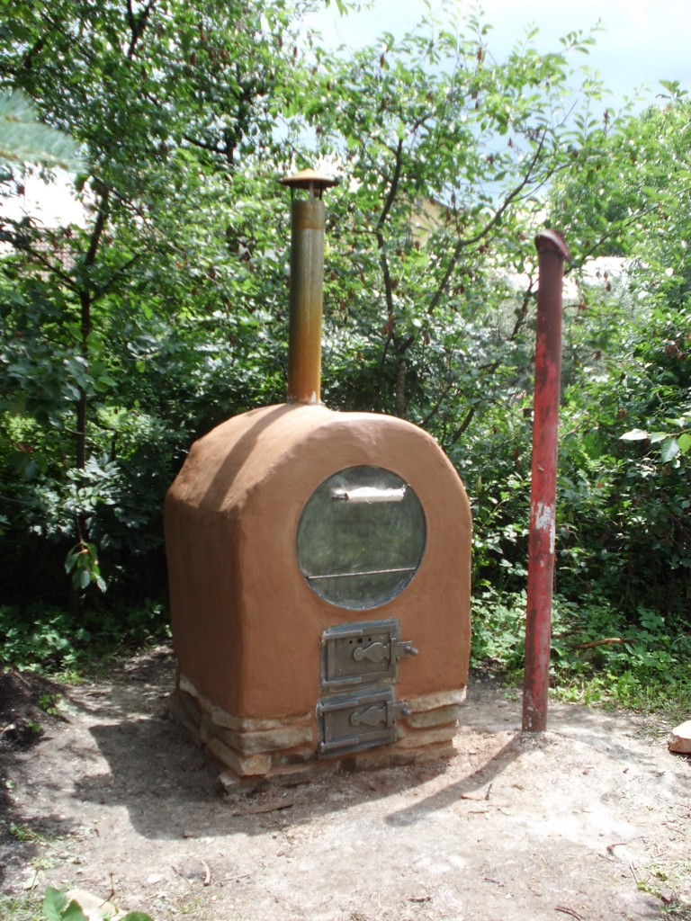 Now thats what I call a great looking oven!