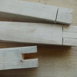 Cutting the Tenon